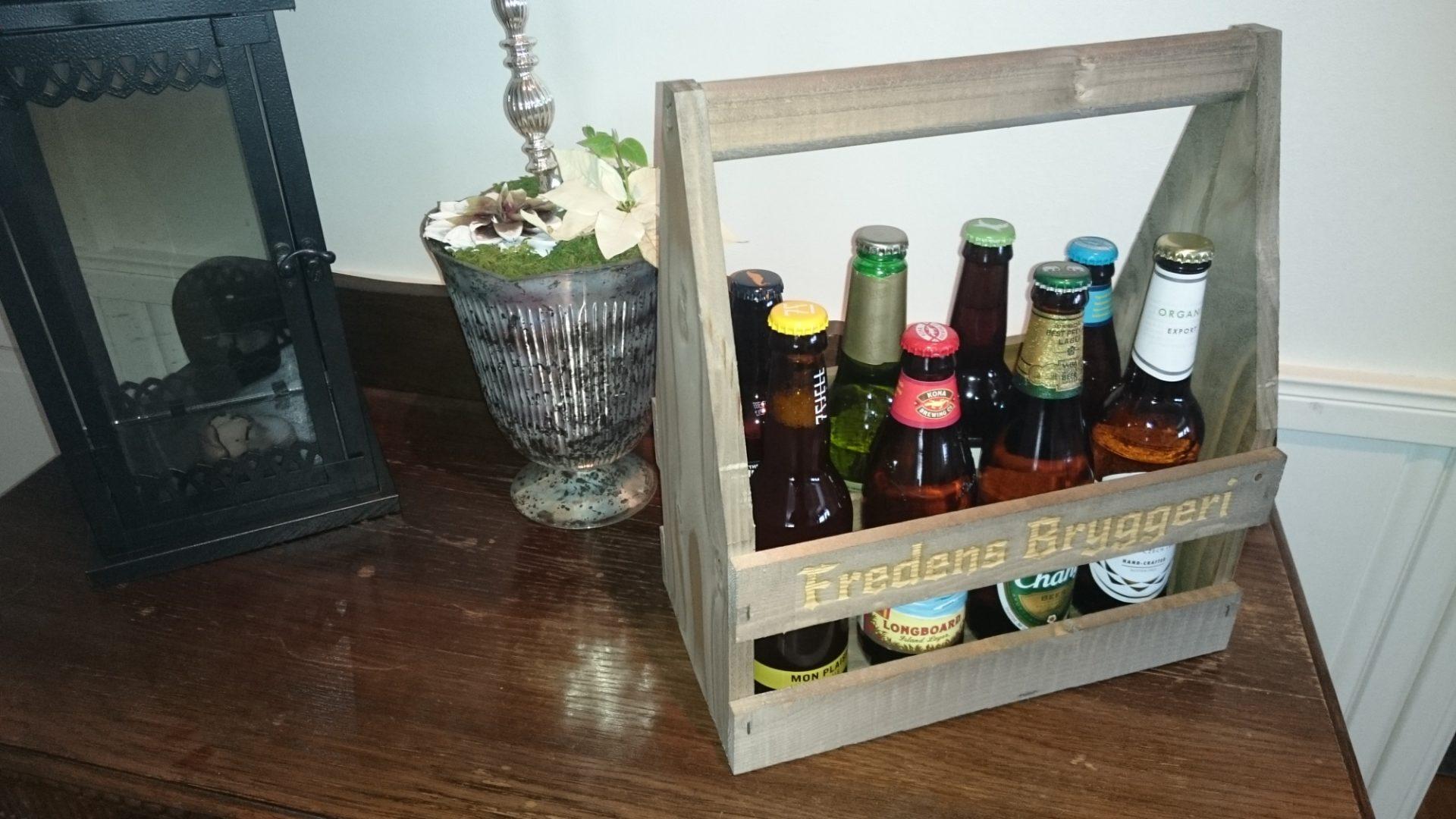 smiløkka ølkasser