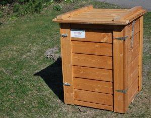 smiløkka kompostkasse